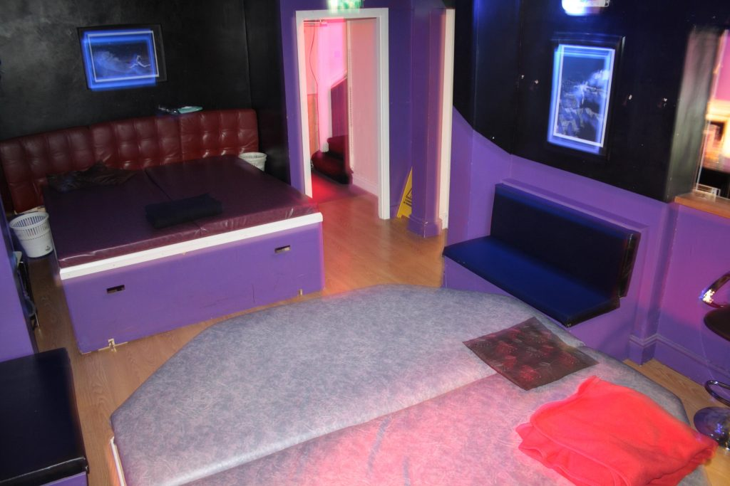 Fantasy Den communal play room